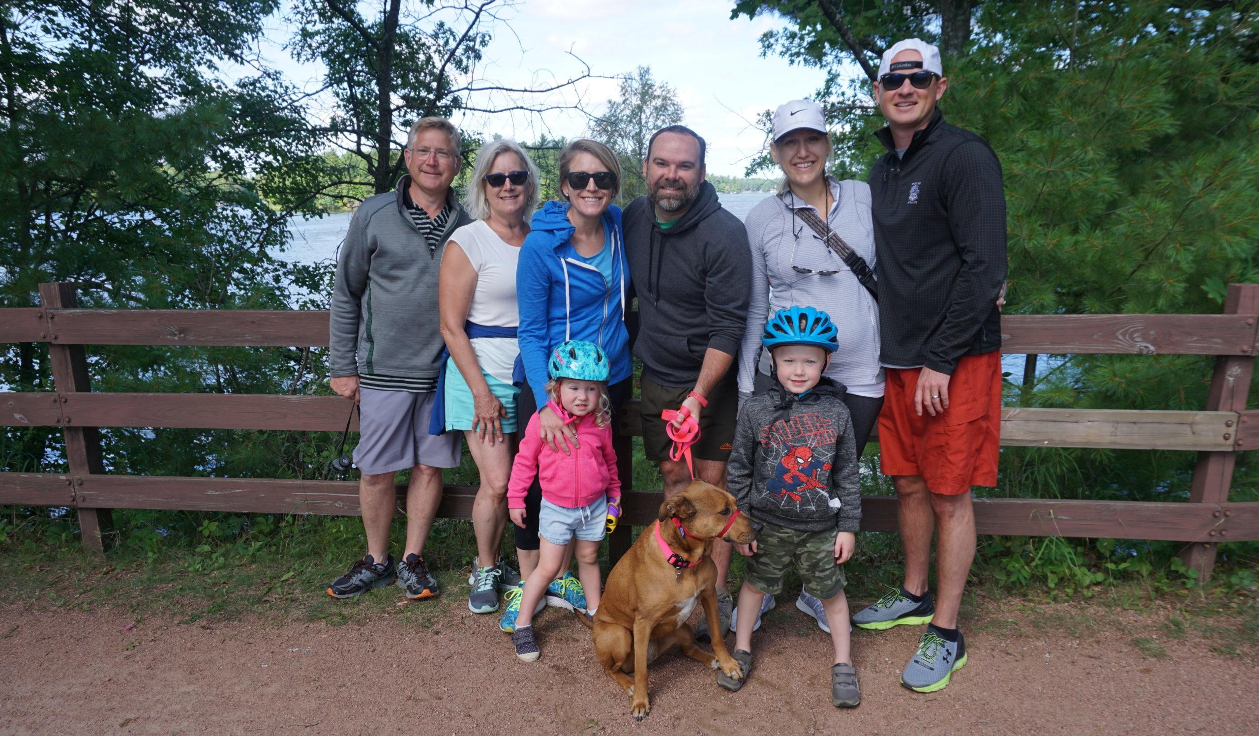 Witt Family Vacation